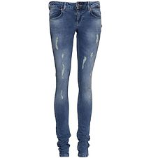 Cost:Bart Jeans - Nanna - Light Blue Denim