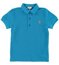 Paul Smith Junior Polo - Ridley - Turquoise