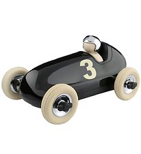 Playforever Racing Car - Browno - Black