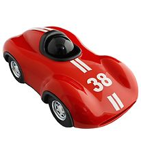 Playforever Racing Car - 17 cm - Le Mans - Red