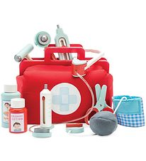 Le Toy Van Doctor Bag - Honeybake - Red