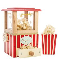 Le Toy Van Play Food - Honeybake - Popcorn Machine
