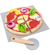 Le Toy Van Play Food - Honeybake - Pizza
