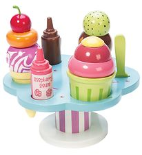 Le Toy Van Play Food - Honeybake - Carlo's Gelato - Ice Cream Sh