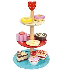 Le Toy Van Play Food - Honeybake - Cake Stand