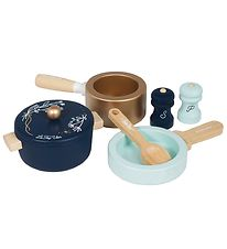 Le Toy Van Toy Set - Honeybake - Pots & Pans