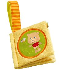 Haba Soft Book - Yellow