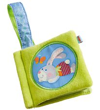 Haba Soft Book - Light Green