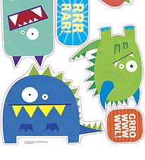 Room Mates Wallstickers - Monster Mix