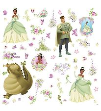 Room Mates Wallstickers - The Princess & The Frog