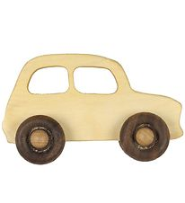 Wooden Story Car - Small French Car - Wood