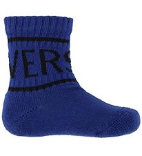 Young Versace Socks - Dark Blue