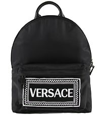 Young Versace Backpack - Black