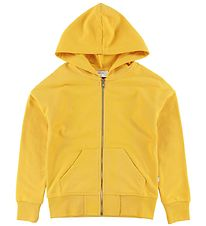 Grunt Zip Thru Hoodie - Colin - Yellow