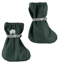 CeLaVi Outdoor Footies - PU - Dark Green