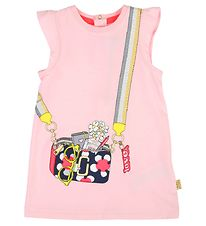 Little Marc Jacobs Dress - Sweat - Rose w. Bag