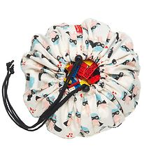 Play&Go Storage Bag - D40 cm - Super Girl