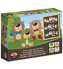 Danspil Card Game - Bamsespillet