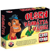 Danspil Card Game - Olsen