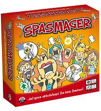 Danspil Board Game - Spasmager