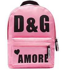 Dolce & Gabbana Backpack - Pink