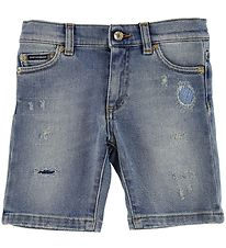 Dolce & Gabbana Shorts - Blue