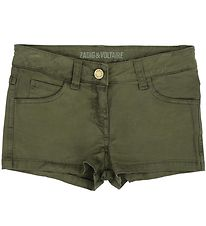 Zadig & Voltaire Shorts - Army Green