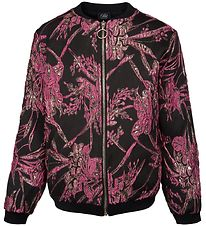 Petit by Sofie Schnoor Bomber - Black/Rose/Gold