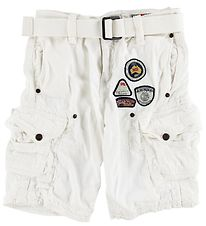 Geographical Norway Shorts - Presbul - White