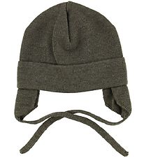 Huttelihut Hat - Wool - Army