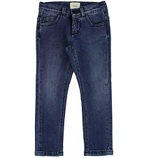 Fendi Kids Jeans - Dark Blue