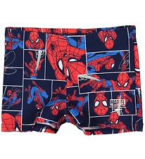Speedo Swim Pants - Navy w. Spiderman