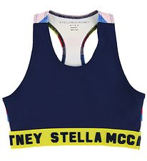 Stella McCartney Kids Top - Navy Striped