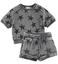 Stella McCartney Kids Tracksuit - Dark Grey w. Stars