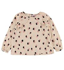Noa Noa Miniature Blouse - Powder w. Dots