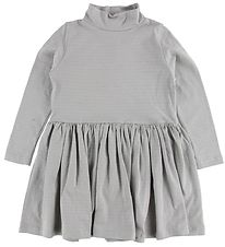 Gro Dress - Cecilie - Grey Silver