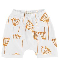 Gro Shorts - Drini - White
