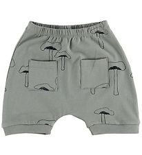 Gro Shorts - Drini - Moss Grey