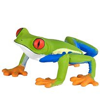 Papo Red-Eyed Tree Frog - L: 7 cm