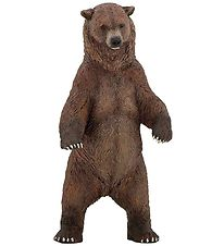Papo Grizzly Bear - H: 13 cm