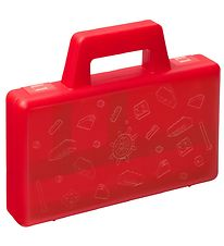 Lego Storage Suitcase - To Go - 16x19 - Red