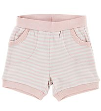 Pippi Shorts - Rose Striped