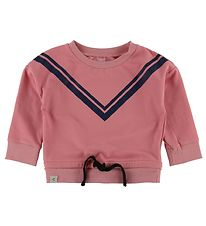 AlbaBaby Sweatshirt - Estelle - Branded Apricot