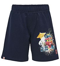 Lego Ninjago Sweat Shorts - Navy w. Print