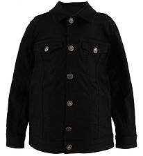 Hound Denim Jacket - Black Denim