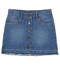 Zadig & Voltaire Skirt - Blue w. Buttons
