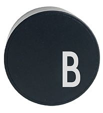 Design Letters Adapter - B - Black