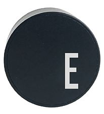 Design Letters Adapter - E - Black