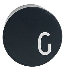 Design Letters Adapter - G - Black