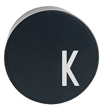 Design Letters Adapter - K - Black